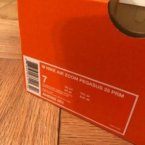 Nike Shoes - Brand new Nike Air Zoom Pegasus 35 PRM sneakers